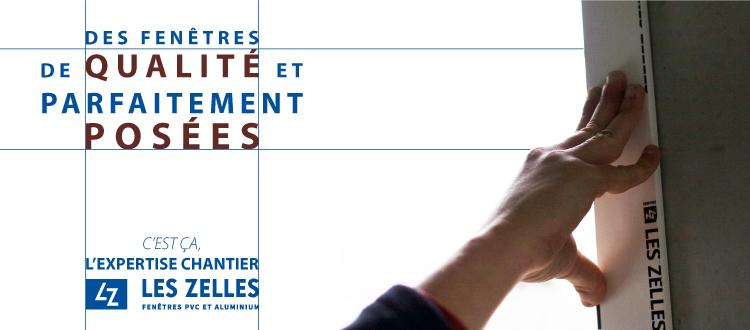 Slider homepage les zelles fen tre pvc et aluminium for Fenetre zelles