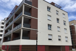 Metz MALRAUX - Les Zelles