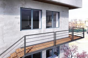 Menuiseries Fenêtres Pvc Et Aluminium Portes Dentrée Volets