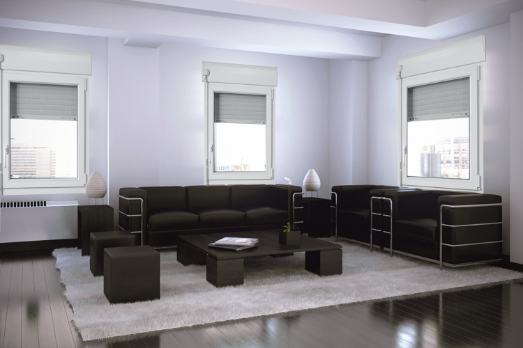 volet roulant coffre exterieur. Black Bedroom Furniture Sets. Home Design Ideas